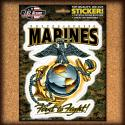 USMC 'Eagle, Globe & Anchor' Sticker