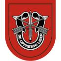 7th Special Forces Group Decal