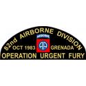 82nd Airborne - Grenada