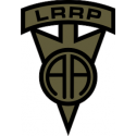 82nd Airborne LRRP Decal