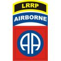 3rd Brigade 82nd Airborne circa 1968 Decal