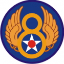 8th Air Force WWII  Decal