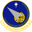 91st Maintenance Squadron Decal-2