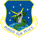 91st Space Wing Decal-2