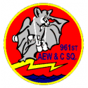 961st AEW&C Sq