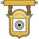 USAF Distinguished Rifleman Decal