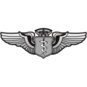 Air Force Flight Surgeon Master  Decal
