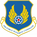 USAF Material Cmd Shield Decal