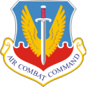 Air Combat Command  Decal