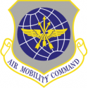 Air Mobility Command  Decal