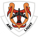 B-52 Arc Light Decal