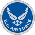 AIR FORCE HAP ARNOLD WING HANGABLE AIR FRESHENER