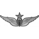 Army Flight Surgeon Senior Decal