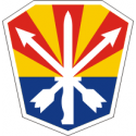 Arizona National Guard Decal