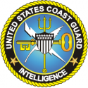 Coast Guard Intelligence Decal