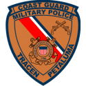 Coast Guard MP Decal