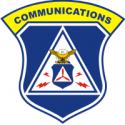 Civil Air Patrol Communications Decal