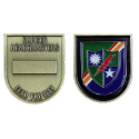 Army Ranger Headquarters Flash Challenge Coin
