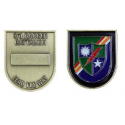 Army Ranger 3rd Battalion Flash Challenge Coin