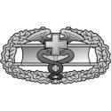 Combat Medical Badge Decal