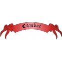 Combat Scroll Tab Decal