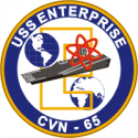 CVN-65 USS Enterprise Decal