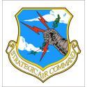 Air Force Strategic Air Command Decal