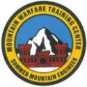 MOUNTAIN WARFARE SUMMER MOUNTAIN ENGINEER DECAL