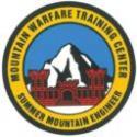 MOUNTAIN WARFARE SUMMER MOUNTAIN ENGINEER DECAL