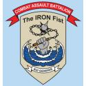 US MARINE COMBAT ASSAULT BATTALION DECAL