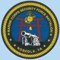 MARINE CORPS SECURITY FORCE BATTALION NORFOLK, VA DECAL
