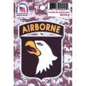 101st Airborne Divison 4 Color Process Decal