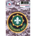 2ND ARMORED CAVALRY DIGITAL CAMO DECAL