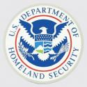 HOMELAND SECURITY DECAL