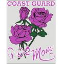US Coast Guard Mom Decal