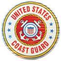 "US Coast Guard 3"" Prism Decal"