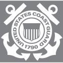 Coast Guard Jumbo Vinyl Transfer