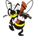 Da'Bee Seabee Decal