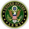 Large US Army Decal