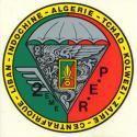 Army 2d REP - Legion Airborne Decal