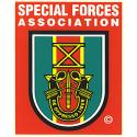Special Forces Association Decal