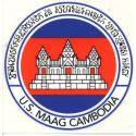 Special Forces Cambodia Decal