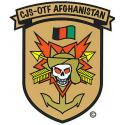 Special Forces CJS- OTF Afghanistan Decal