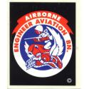 Army Airborne Engineers Aviation Decal