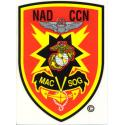 Marines USMC Mac V Sog Decal