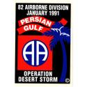 82nd Airborne Persian Gulf  Decal