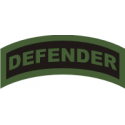 Defender Tab (Green/Black) Decal