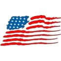 Flag - Brushed