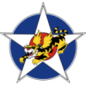 Flying Tiger Star Decal