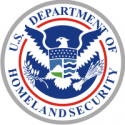 Homeland Security Seal Decal